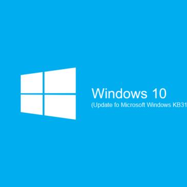 Нова значителна актуализация за Windows 10 KB3105211