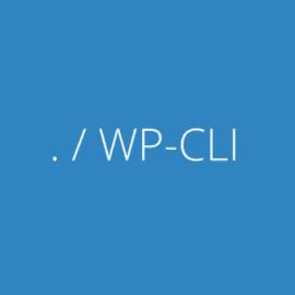 wp-cli